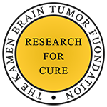 Kamen Brain Tumor Foundation Retina Logo