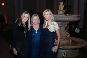 Mrs. Kristina Davison, Ms. Marianne Perkin and Mrs. Aleksandra Cragg