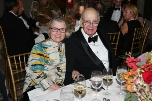 Mr. and Mrs. Paul Volcker