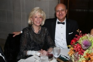 Mrs. Lesley Stahl and Dr. Mazen Kamen