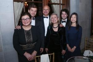Ms. Koianka Trencheva, Mr. Vladimir Rumyantsev, Dr. Mazen Kamen, Ms. Pavlina Dokovska, Mr. Adam Kramer and Ms. Melissa Cheng
