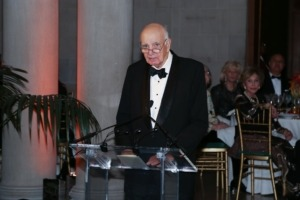 The Honorable Paul Volcker